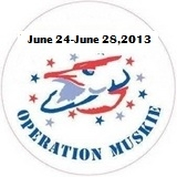 Operation Muskie logo