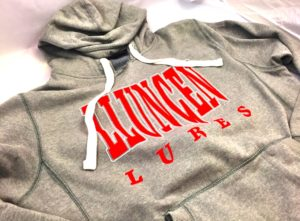 LLungen Throw Back Hoodie