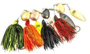 Nutbuster Musky & Pike Spinnerbaits