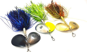 DC Series Musky & Pike Bucktails